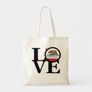 LOVE  Scotts Valley Tote
