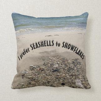 Love Seashells Cushion