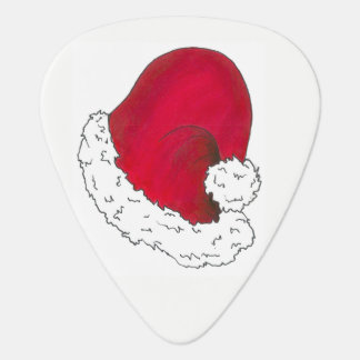 Love, Secret Santa Claus Merry Christmas Gift Xmas Plectrum