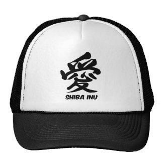 Love Shiba Inu Mesh Hats