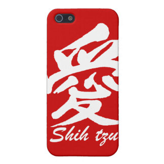 love shih tzu case for the iPhone 5