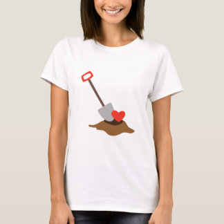 Love Shovel T-Shirt