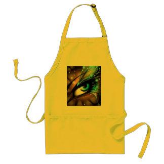 Love sick eye standard apron