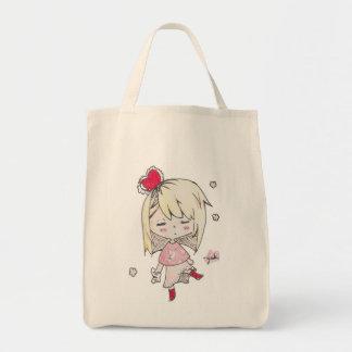 love sick tote bag
