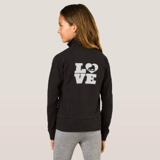 Love Skate Girls' Boxercraft Practice Jacket