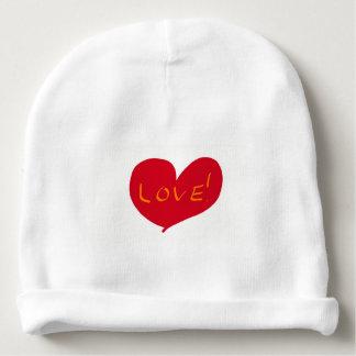 Love sketch baby beanie