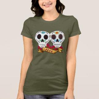 "Love Skulls ""Amor"" Ladies T-Shirt"