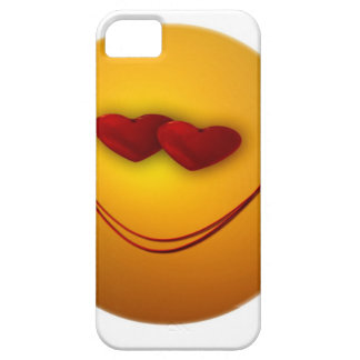 Love Smile Hearts Face Party Destiny Celebration Case For The iPhone 5