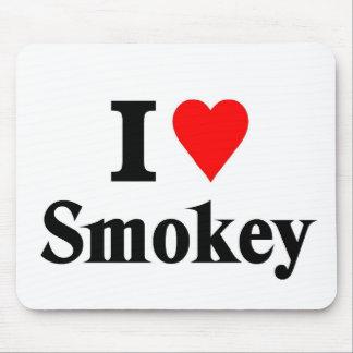 Love smokey mouse mat
