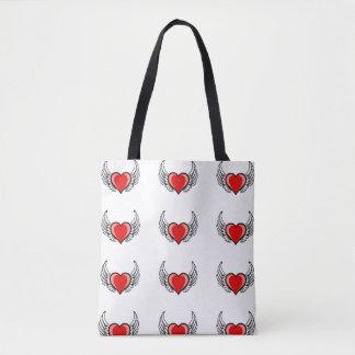 love soars tote bag