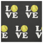 Love Softball Fabric
