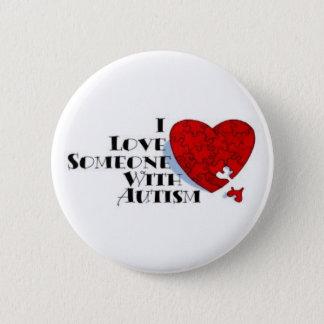 Love_someone 6 Cm Round Badge