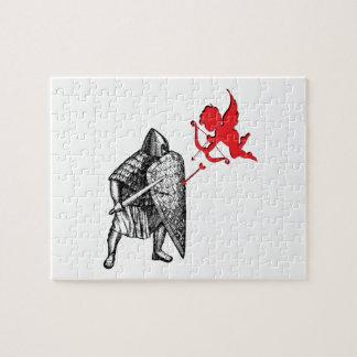 Love Spat Jigsaw Puzzle