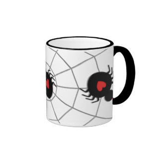 Love Spider Mugs