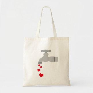 Love Spigot Tote Bag