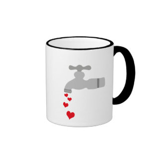 Love Spigot Coffee Mugs