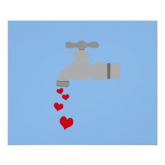 Love Spigot Poster