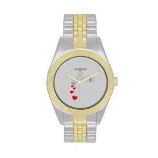 Love Spigot Wristwatch
