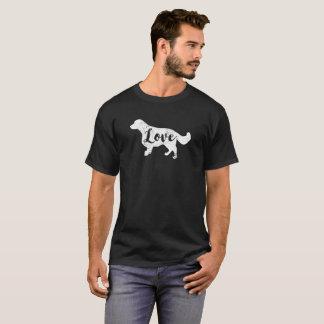 Love Springer Spaniels T-Shirt Vintage Look