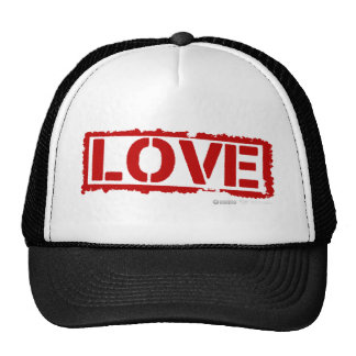 Love Stamp - Valentines Day special cupid gf bf Cap