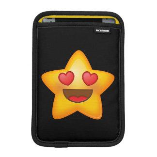 Love Star Emoji iPad Mini Sleeve