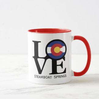 LOVE Steamboat Springs Mug
