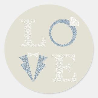 LOVE — Sticker