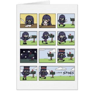 Love Stinks Card 2
