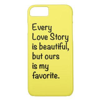 Love Story. Case
