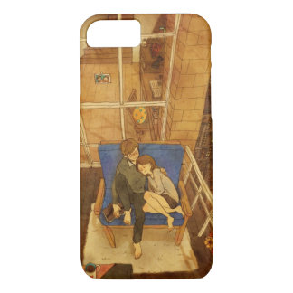 Love story: part 1. iPhone 7 case