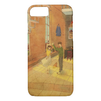 Love story: part 3. iPhone 7 case