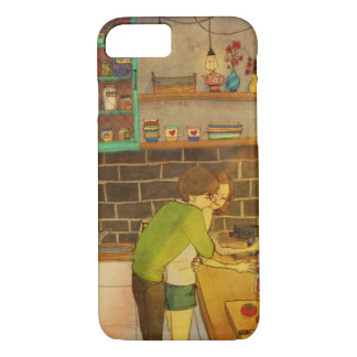 Love story: part 8. iPhone 7 case