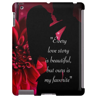 Love story quote kiss lover background
