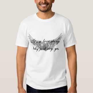 love story t shirts