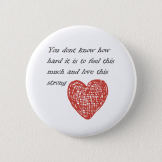 Love Strong Button