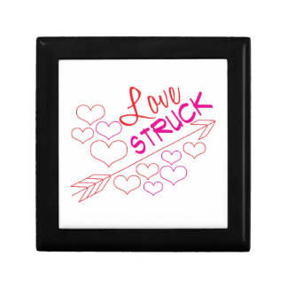 Love Struck Small Square Gift Box