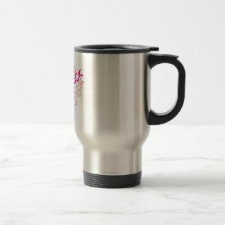Love Struck Stainless Steel Travel Mug