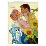 Love-Struck Stationery Note Card