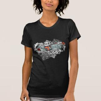 Love Sucks Ornate T-Shirt