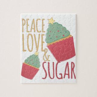 Love & Sugar Puzzles