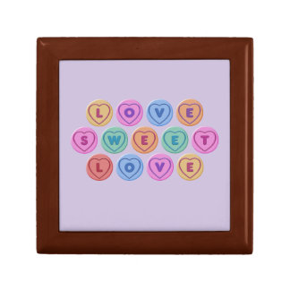Love Sweet Love - Keepsake Box