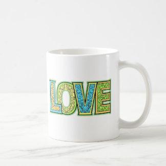 Love T-shirts and Gifts Mug