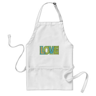 Love T-shirts and Gifts Standard Apron
