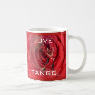 LOVE TANGO Coffee Mug