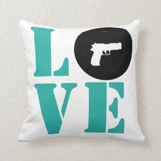 LOVE Target Cushion