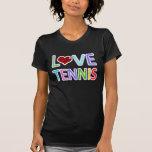 LOVE TENNIS TSHIRT
