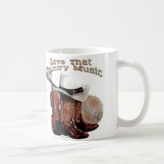 Love That Country Music Mug