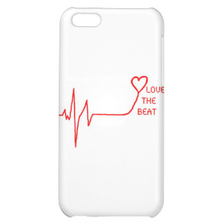 Love the Beat Case For iPhone 5C