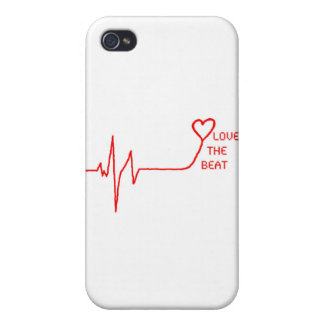 Love the Beat iPhone 4 Cover