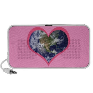 Love the Earth Doodle Speaker System